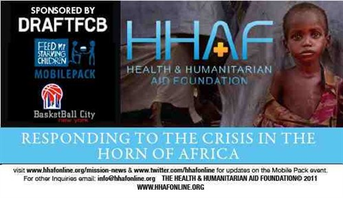 Responding to the crises in the Horn of Africa